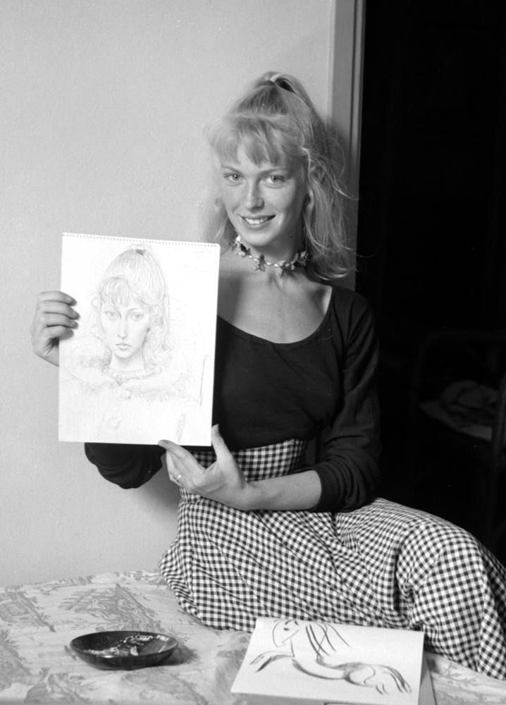 An Interview with Picasso's Famous Model and Muse Sylvette David: 'The Woman with the Key'